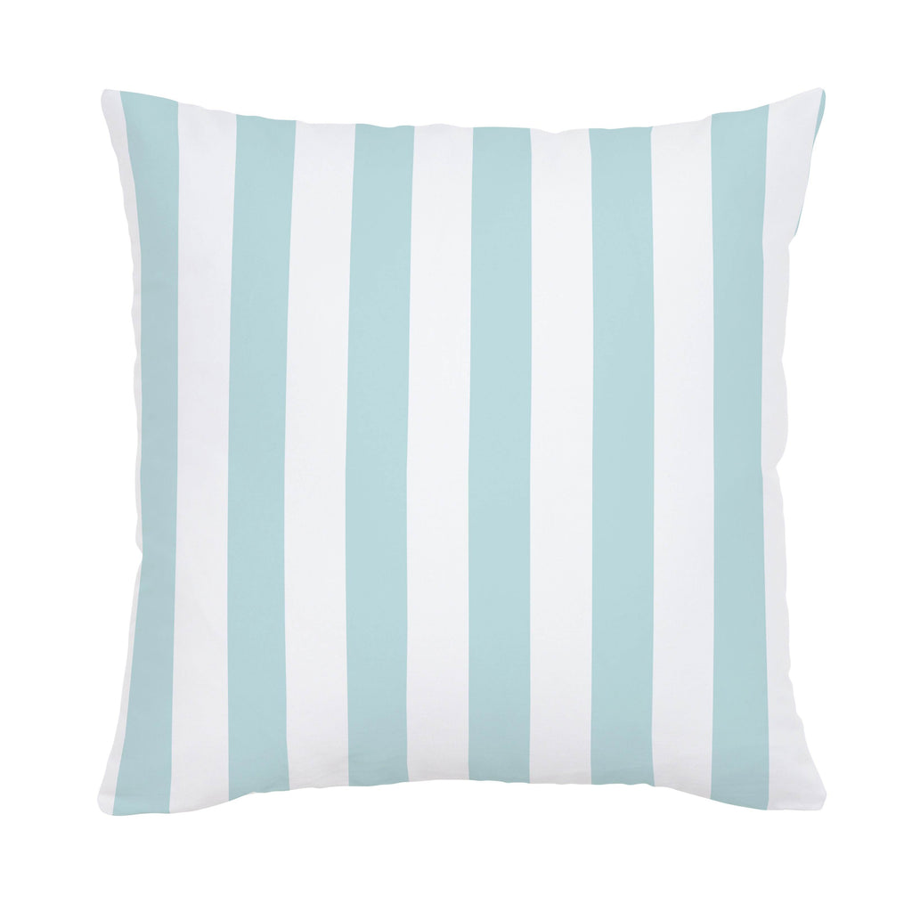 Product image for Mist Canopy Stripe Throw Pillow