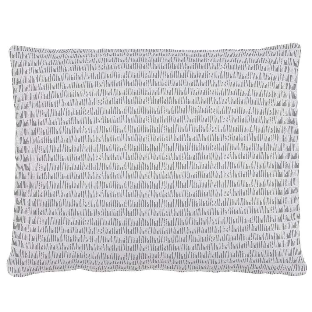 Product image for Gray Woodland Meadow Accent Pillow