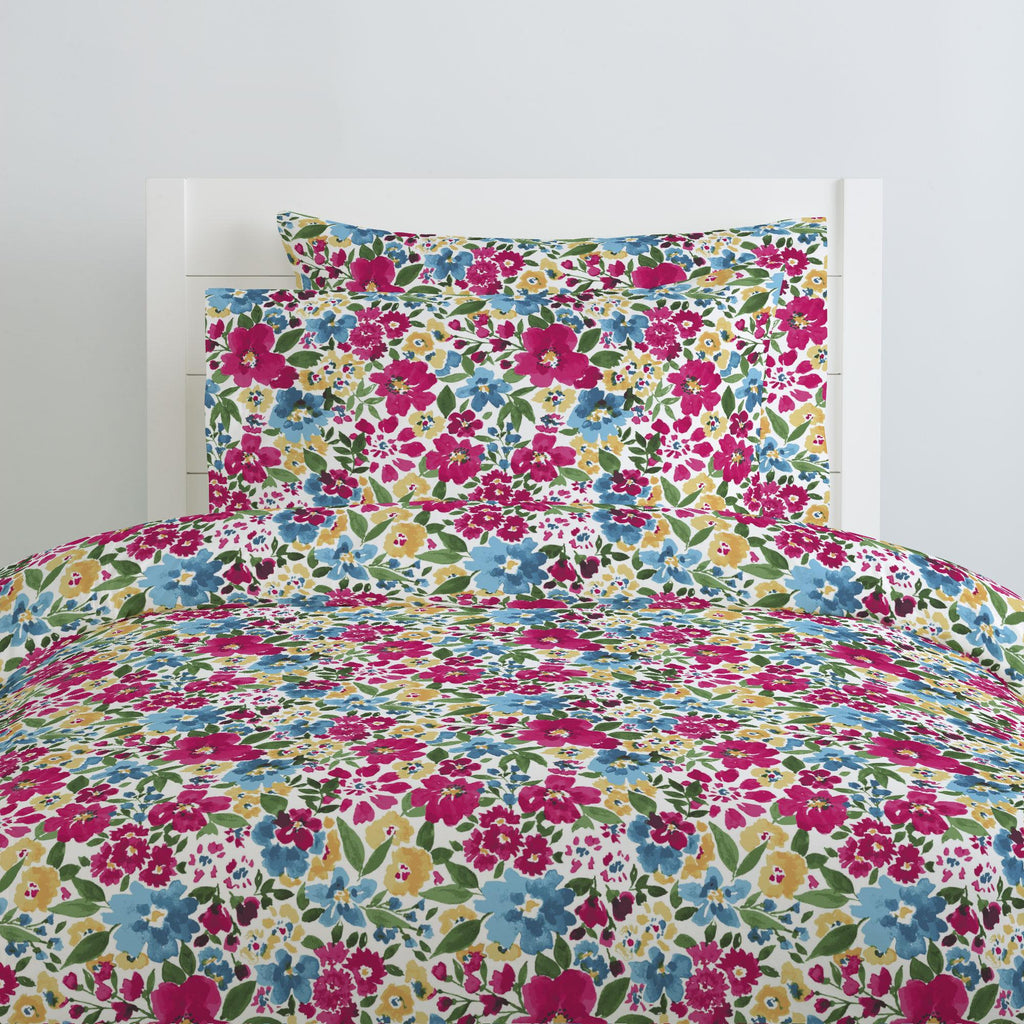 Product image for Prairie Floral Duvet Cover