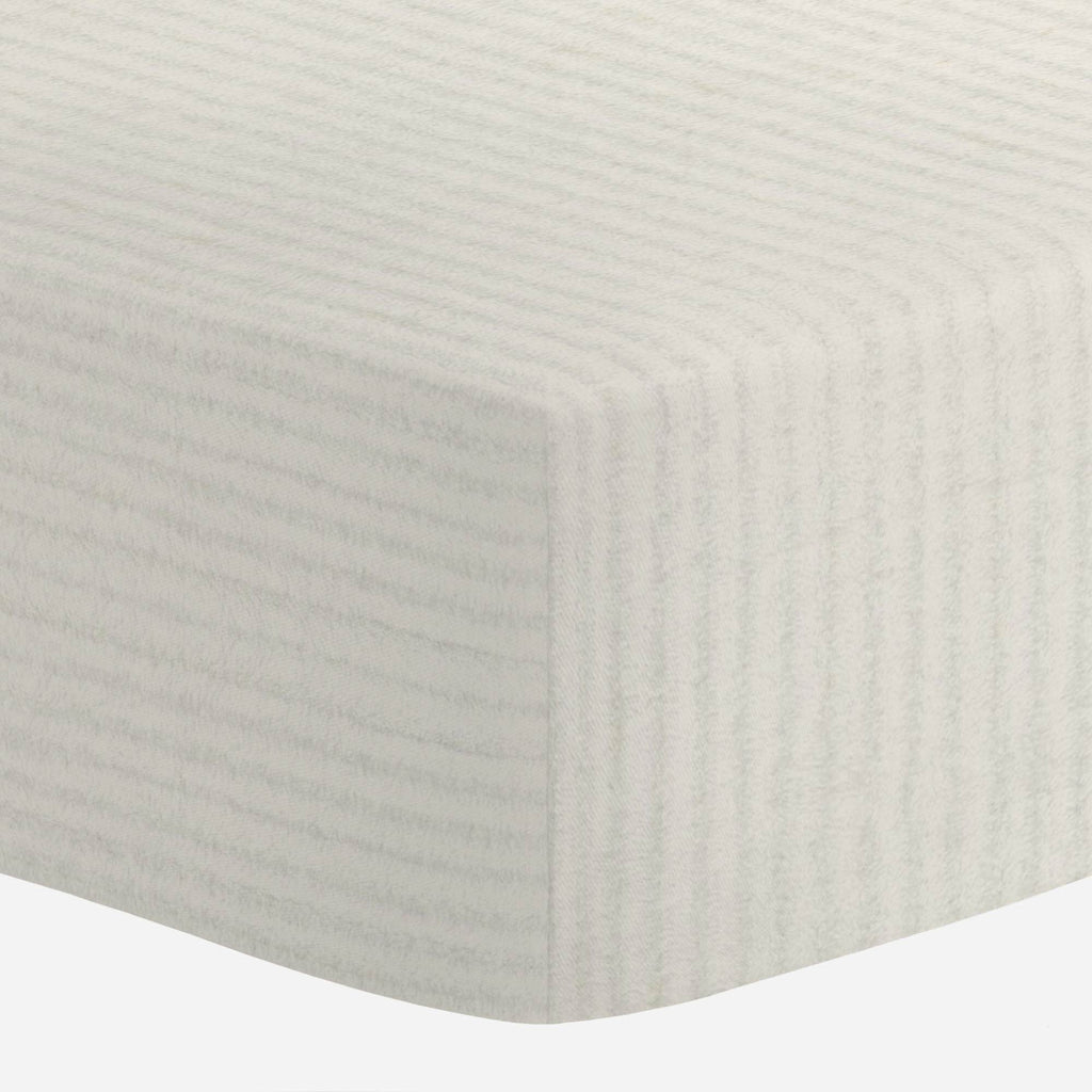 Product image for Natural Minky Chenille Crib Sheet