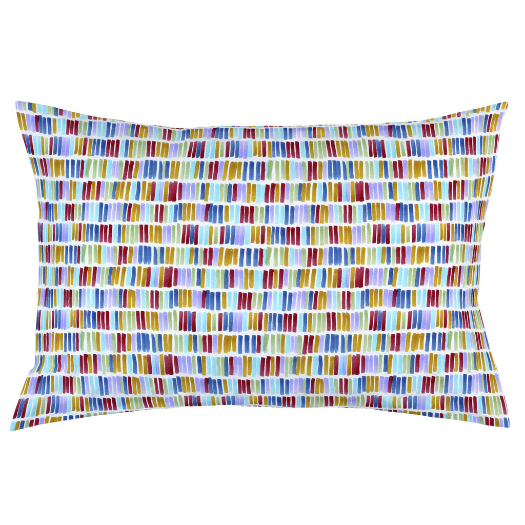 Product image for Colorful Bars Pillow Case