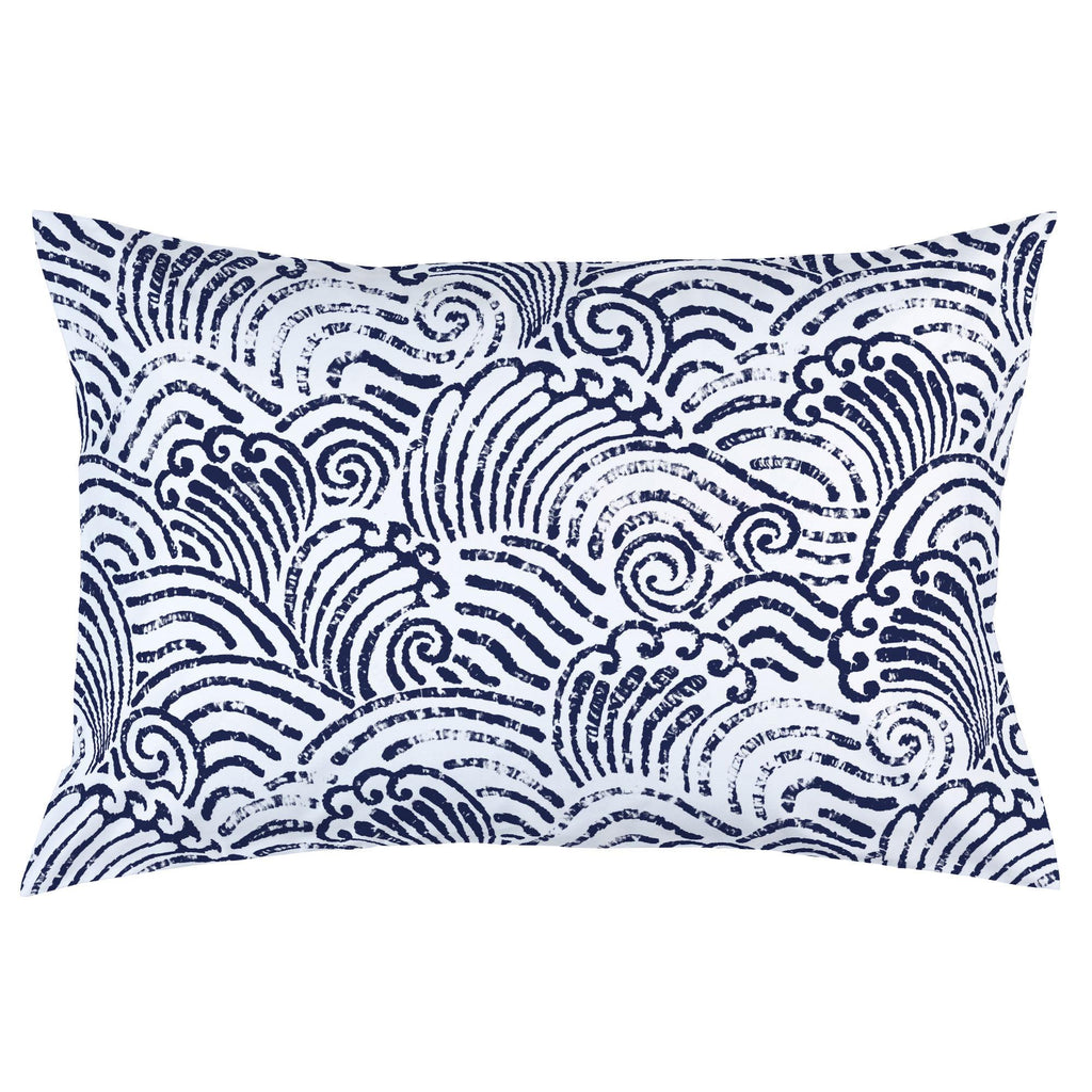 Product image for Navy Seas Pillow Case