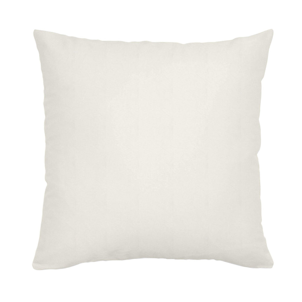 Product image for Solid Ivory Throw Pillow
