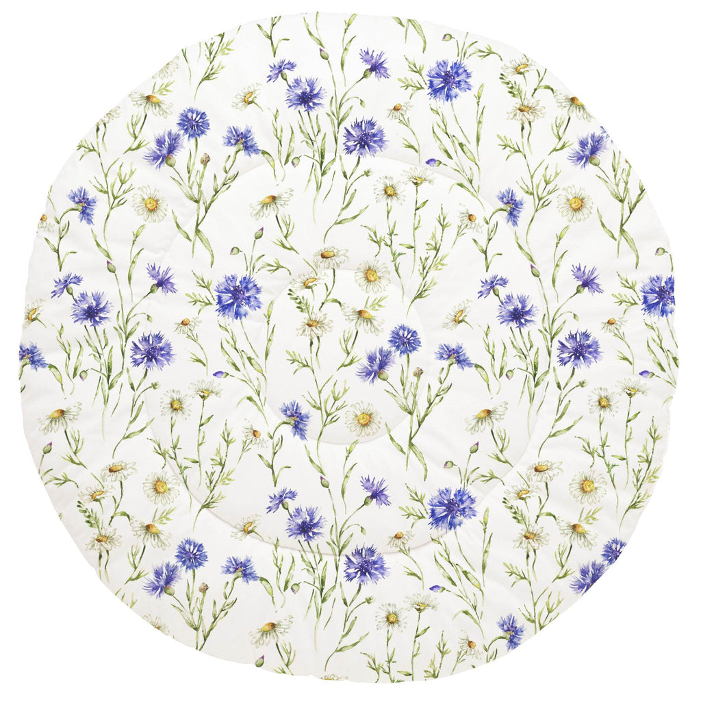 Product image for Cornflower Fields Baby Play Mat