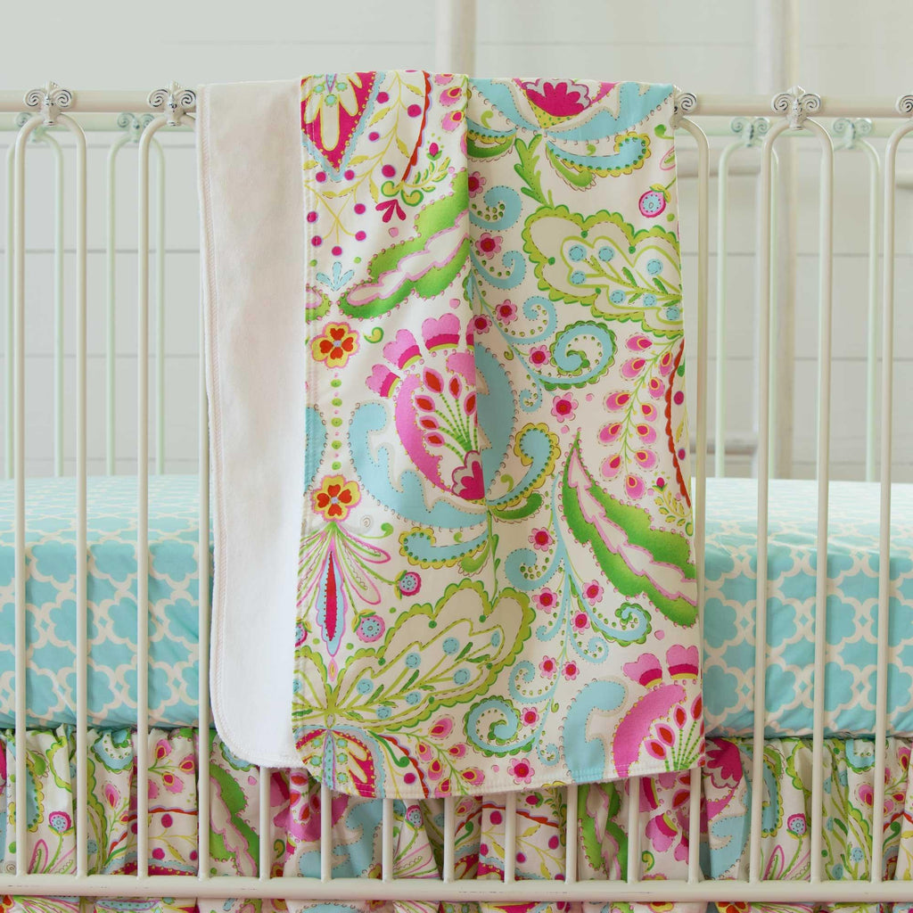Product image for Kumari Garden Teja Baby Blanket