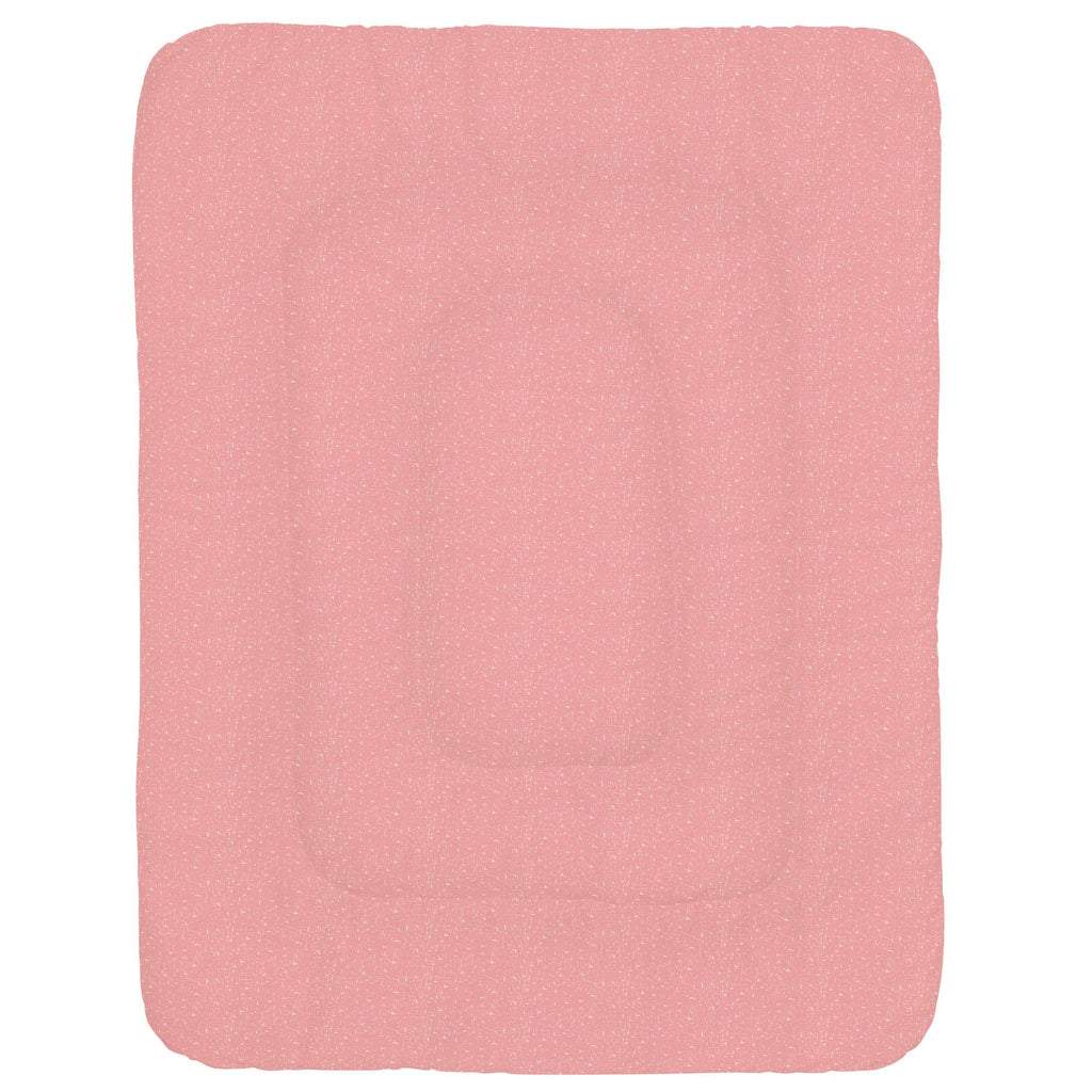 Product image for Coral Pink Heather Crib Comforter
