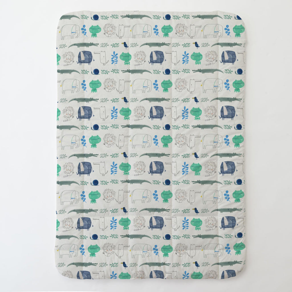Product image for Safari Friends Toddler Comforter