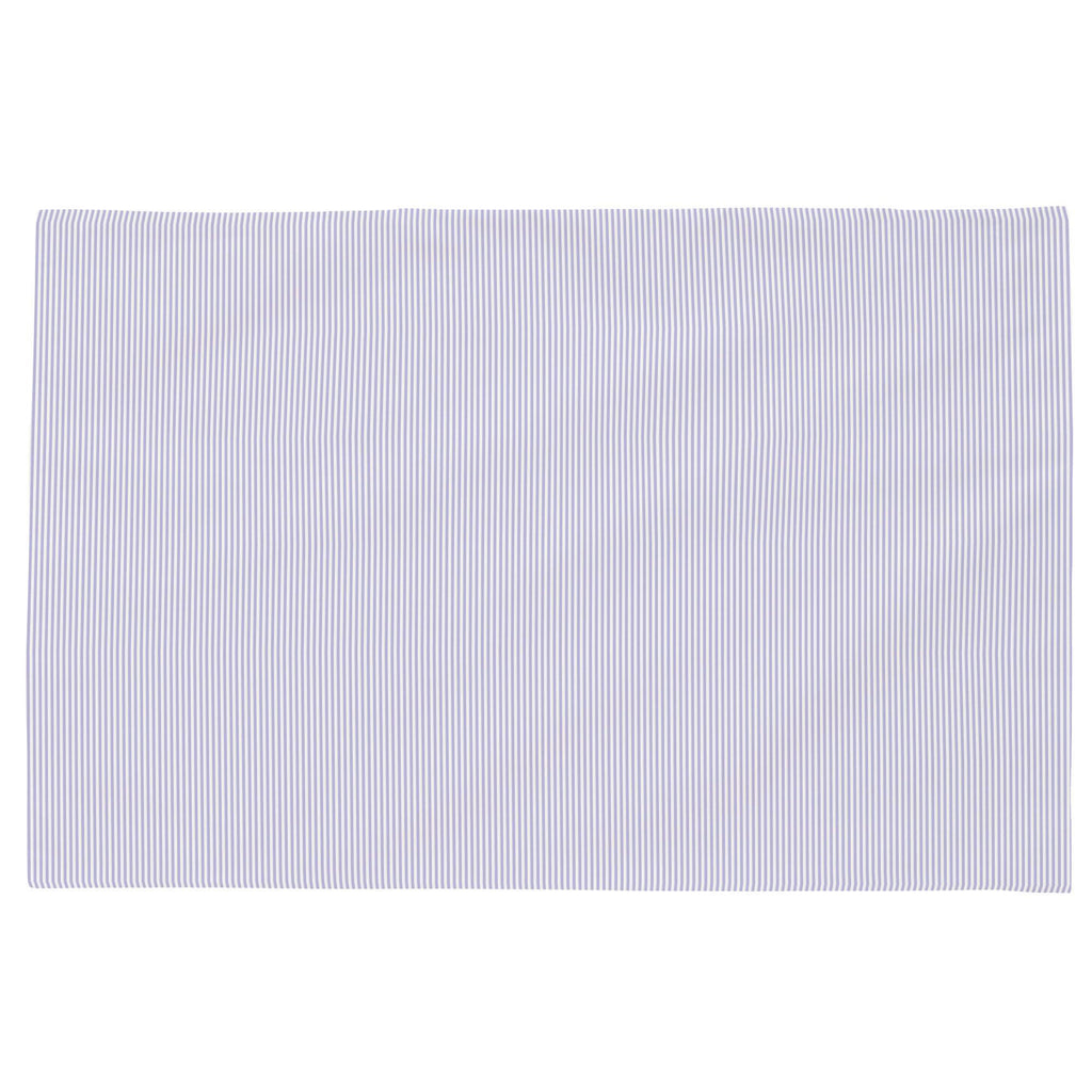 Product image for Lilac Mini Stripe Toddler Pillow Case