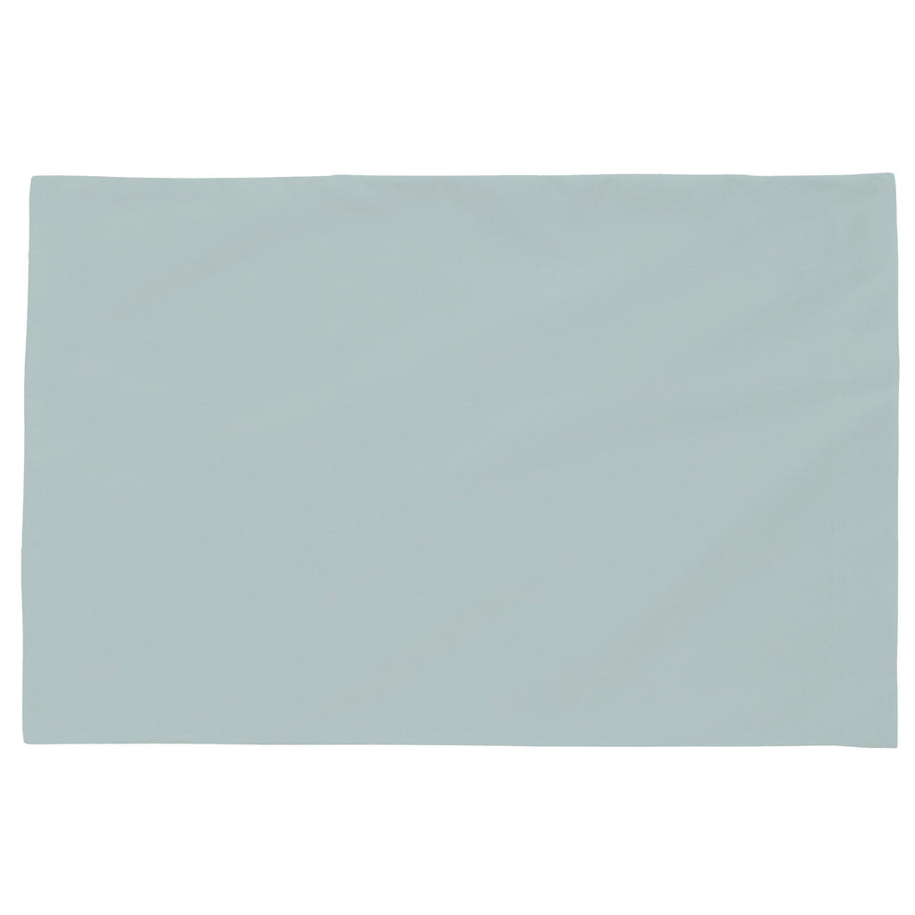 Product image for Solid Robin's Egg Blue Toddler Pillow Case