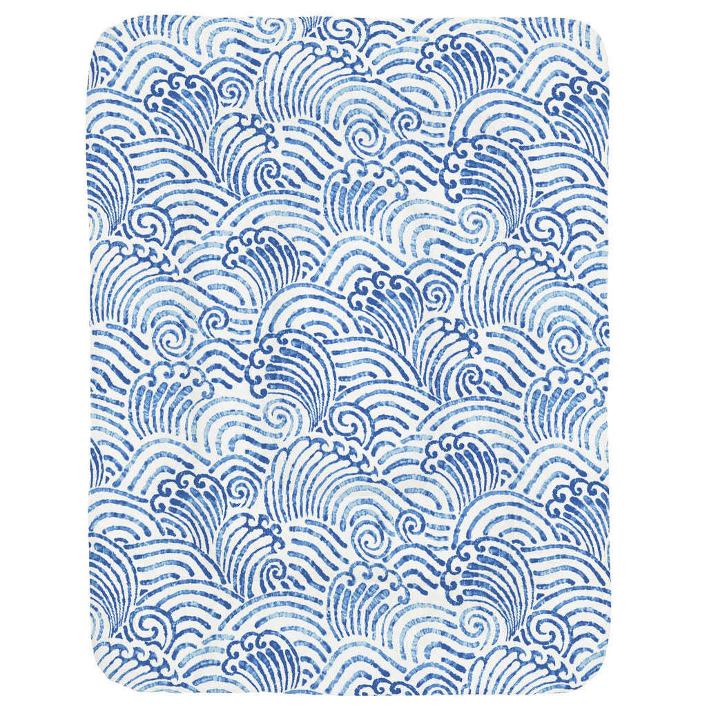 Product image for Blue Seas Crib Comforter