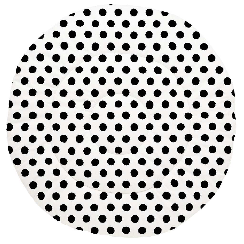 Product image for Onyx Brush Dots Baby Play Mat