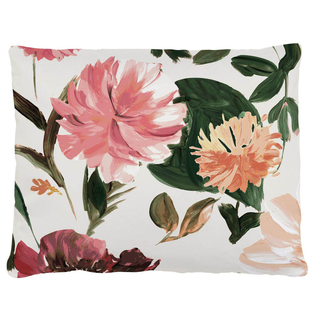 Product image for Moody Floral Accent Pillow