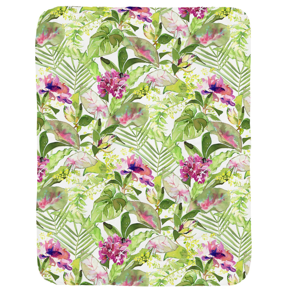 Product image for Tropical Garden Crib Comforter