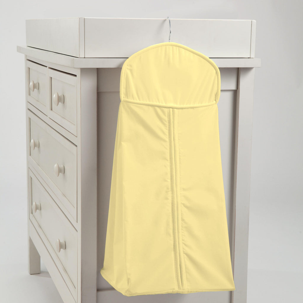 Product image for Solid Banana Diaper Stacker