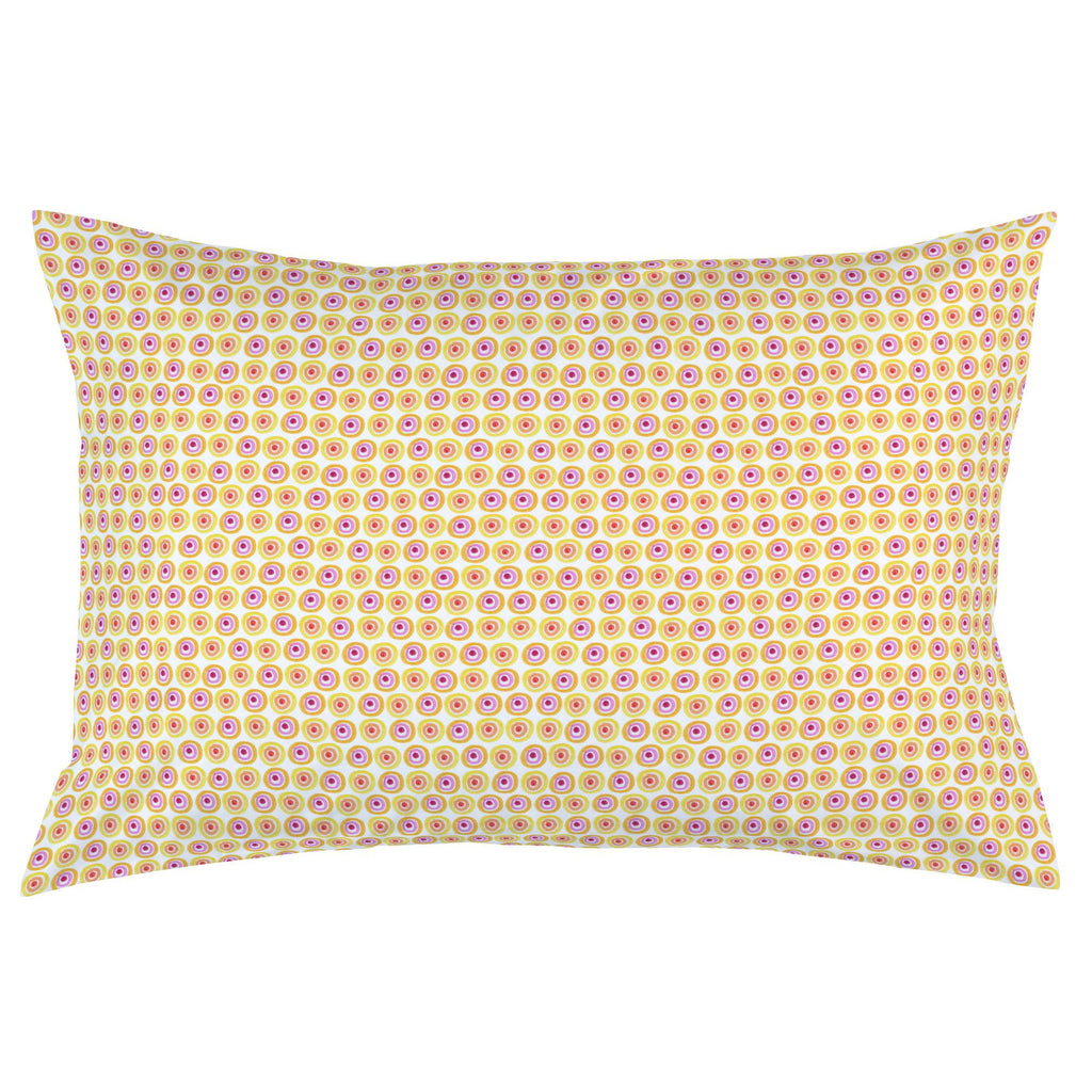 Product image for Festive Dots Pillow Case