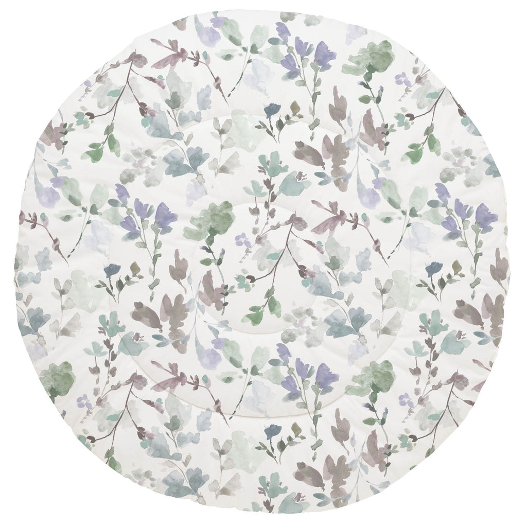 Product image for Soft Wildflower Baby Play Mat