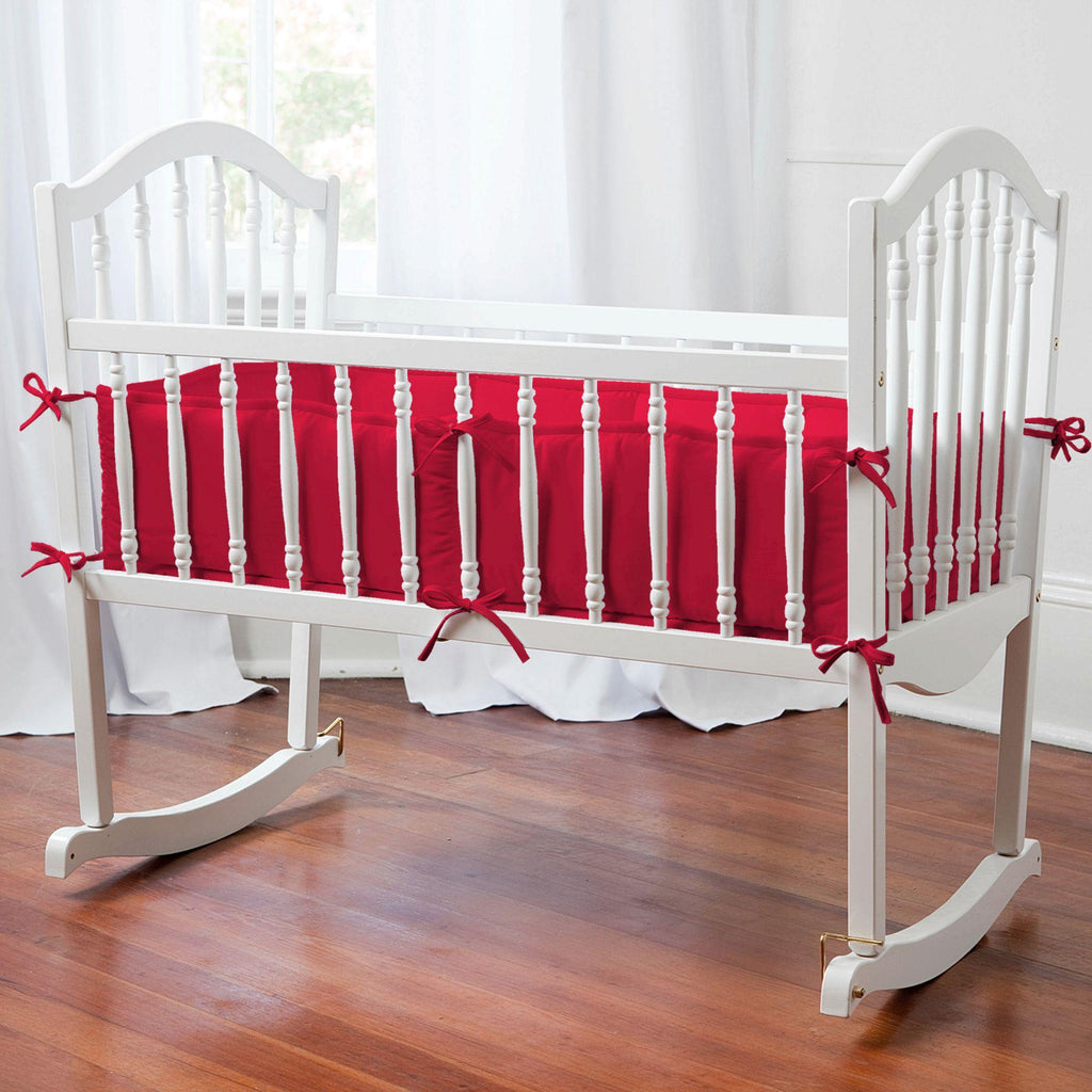 Product image for Solid Red Cradle Bumper