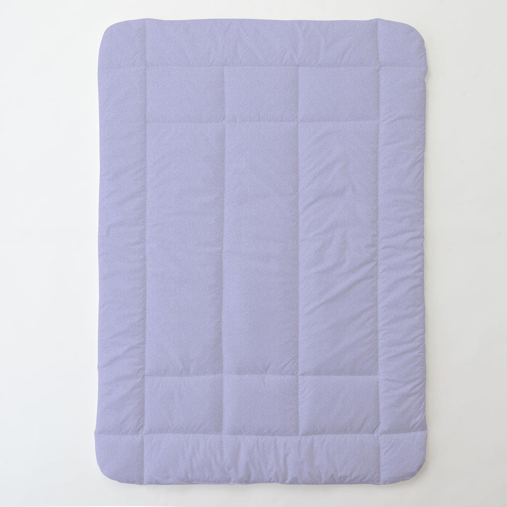Product image for Lilac Heather Toddler Comforter