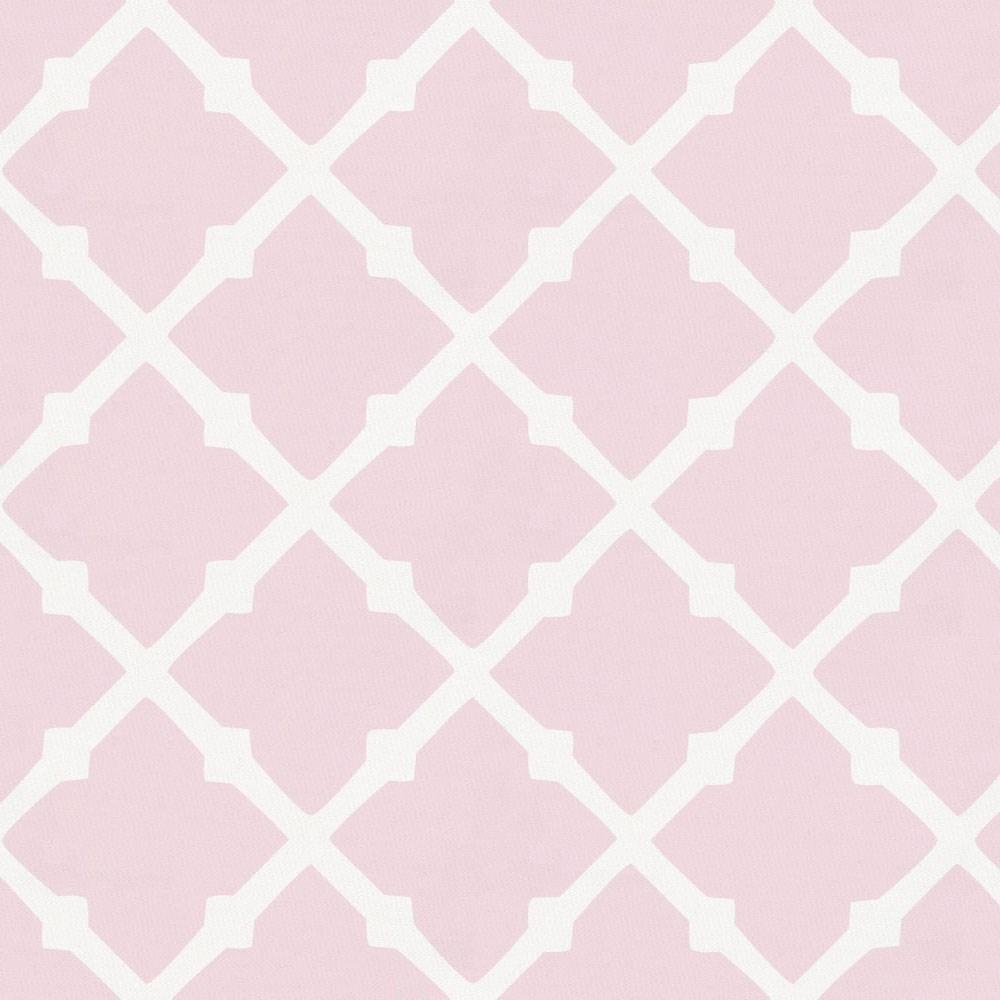 Product image for Pink Lattice Cradle Sheet