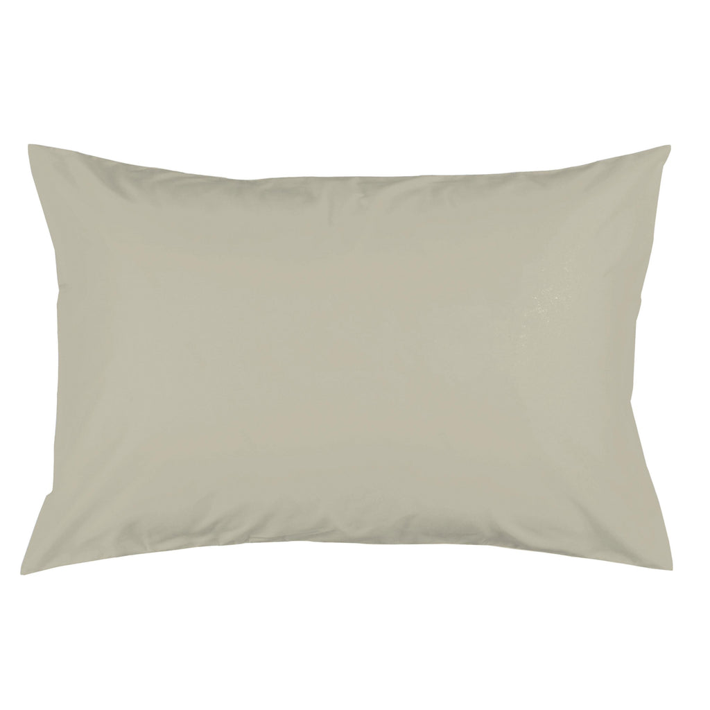 Product image for Solid Taupe Pillow Case