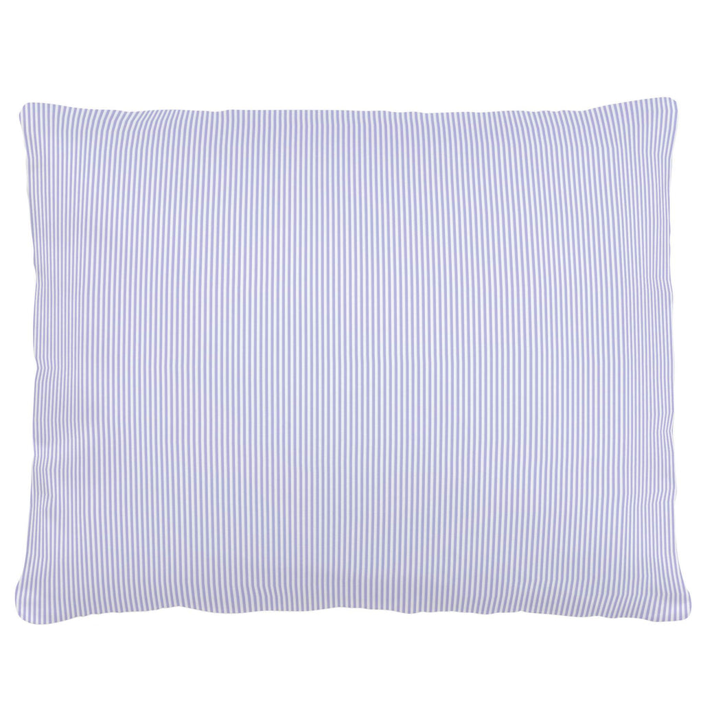 Product image for Lilac Mini Stripe Accent Pillow