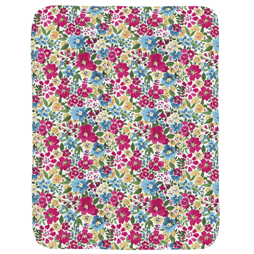 Product image for Prairie Floral Crib Comforter