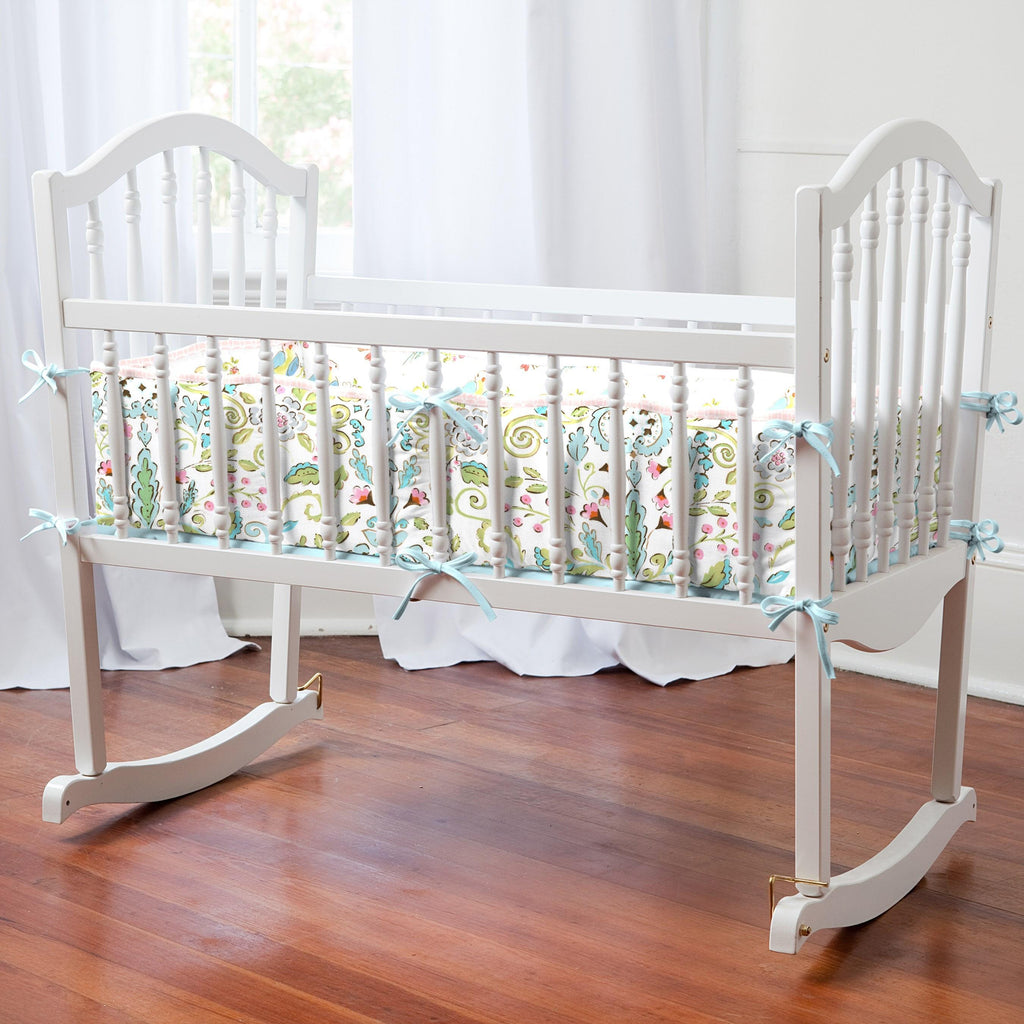 Product image for Love Birds Cradle Bumper