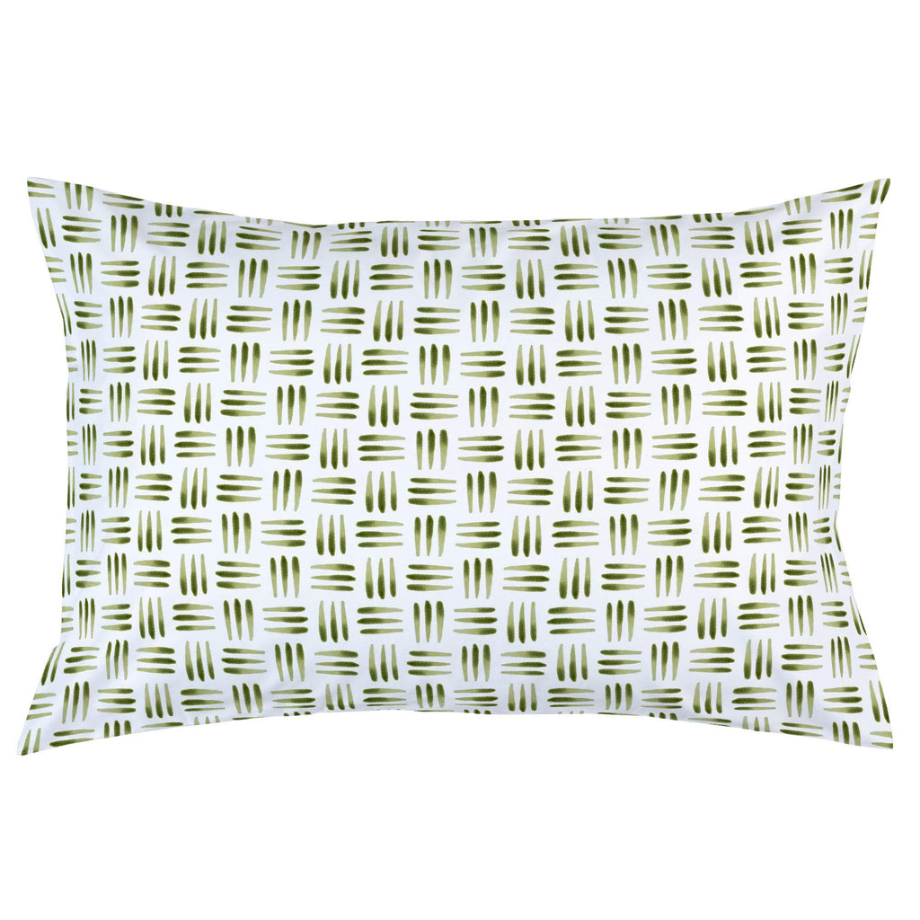 Product image for Sage Basket Pillow Case