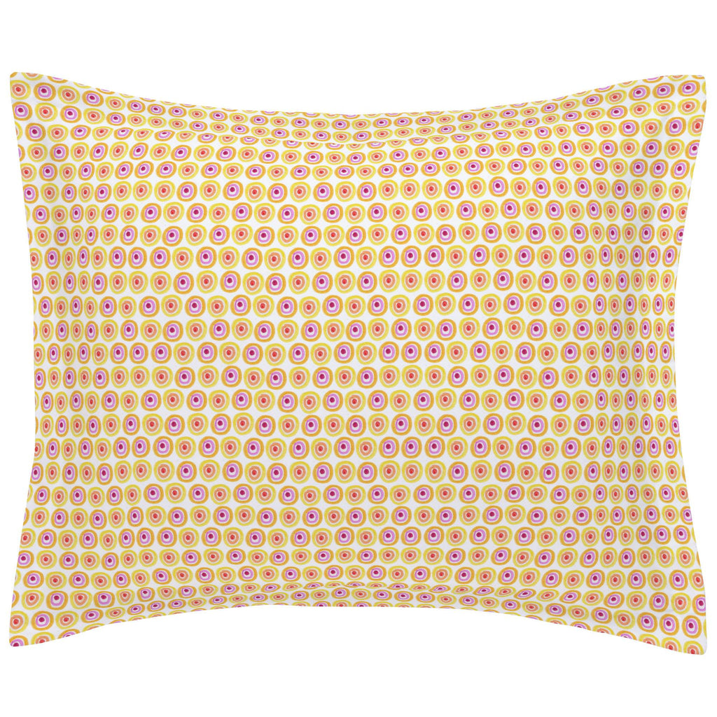 Product image for Festive Dots Pillow Sham