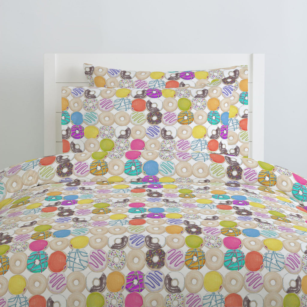 Product image for Donuts Duvet Cover