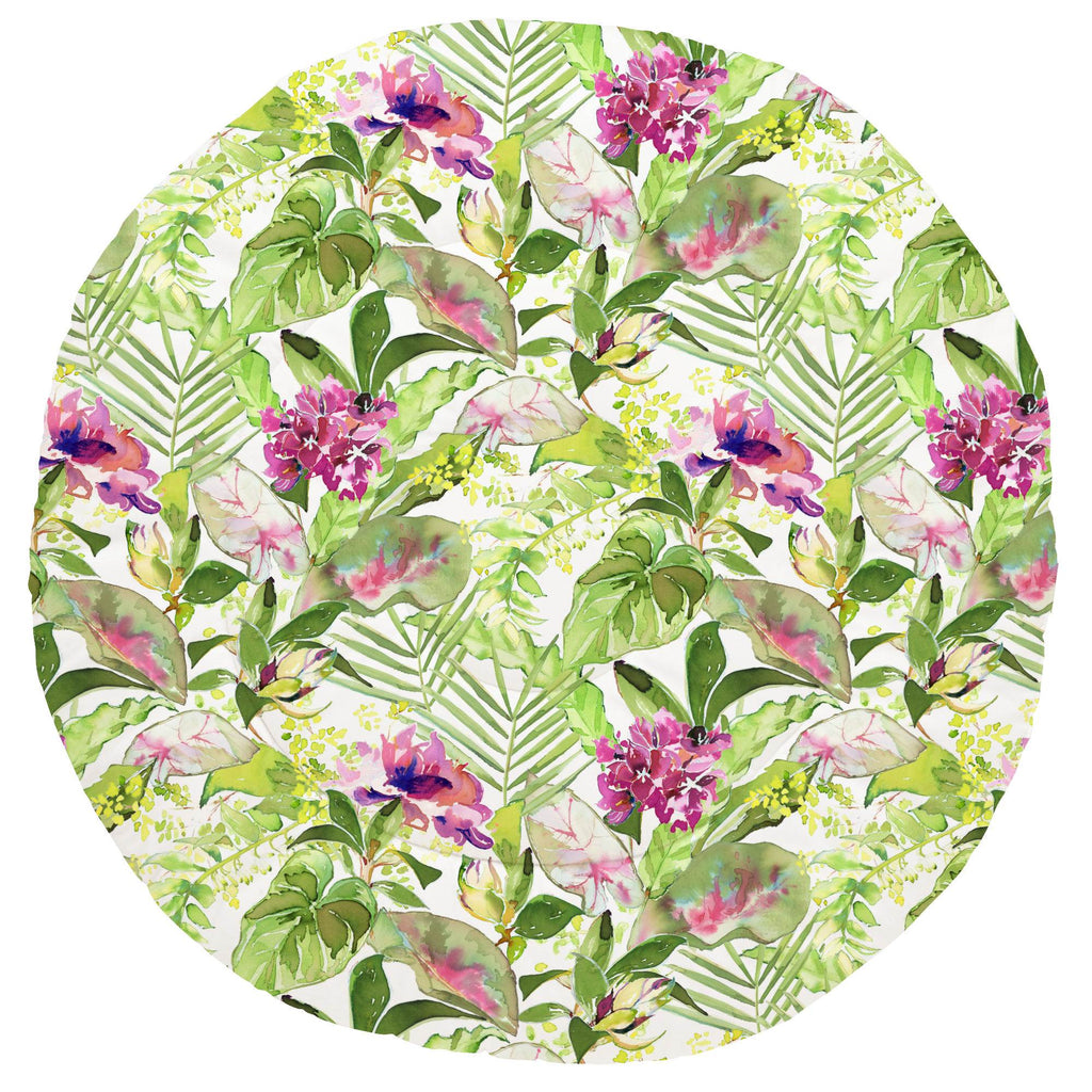 Product image for Tropical Garden Baby Play Mat