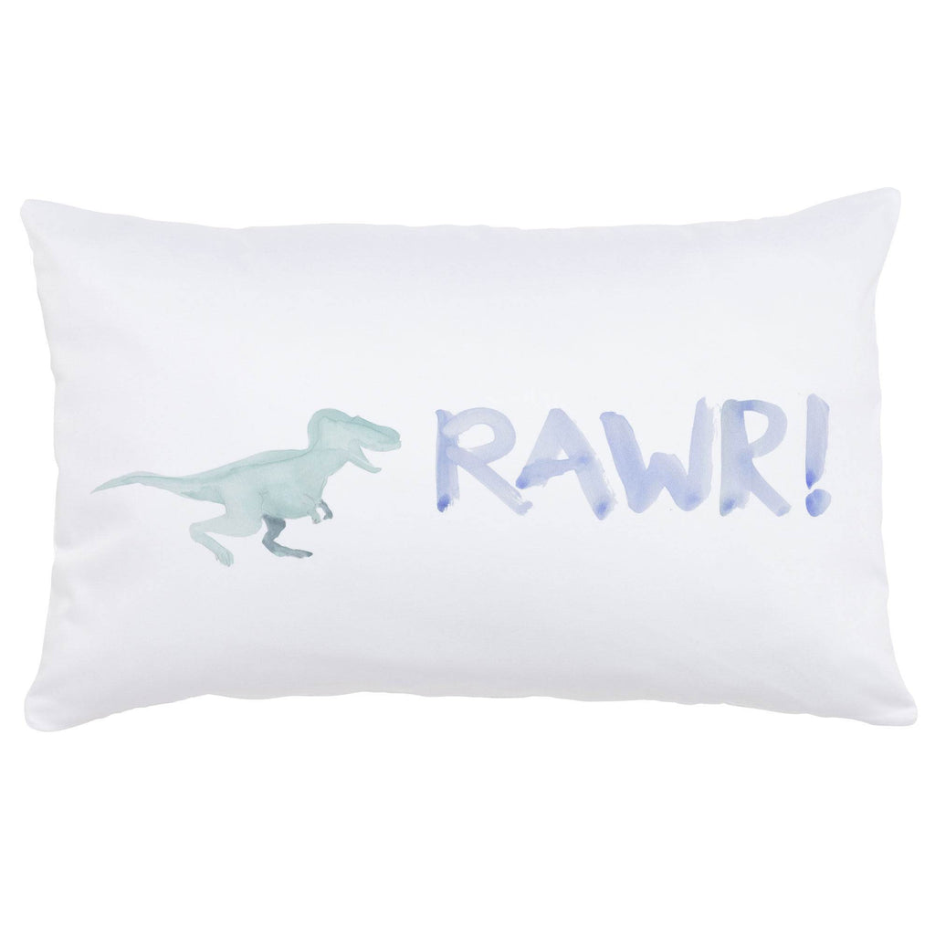 Product image for Rawr Centerpiece Lumbar Pillow