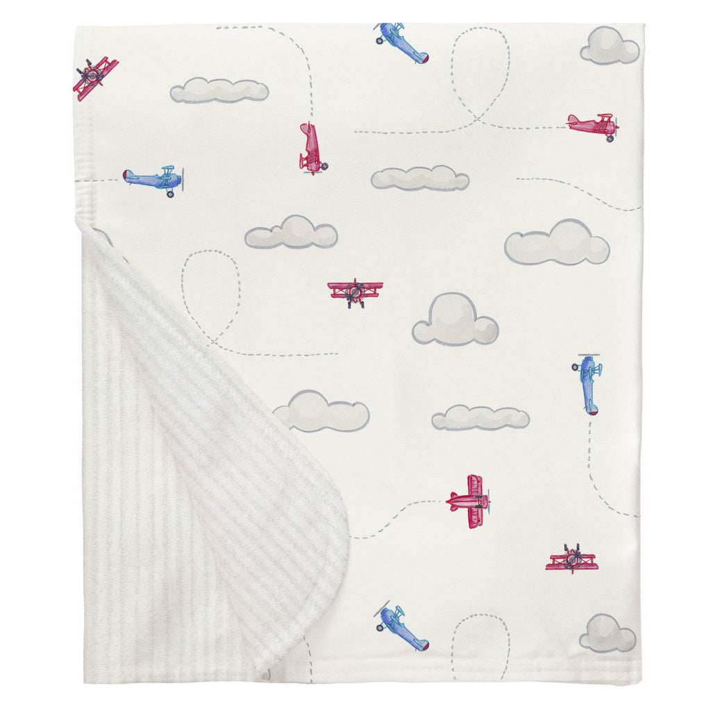 Product image for Take Flight Baby Blanket