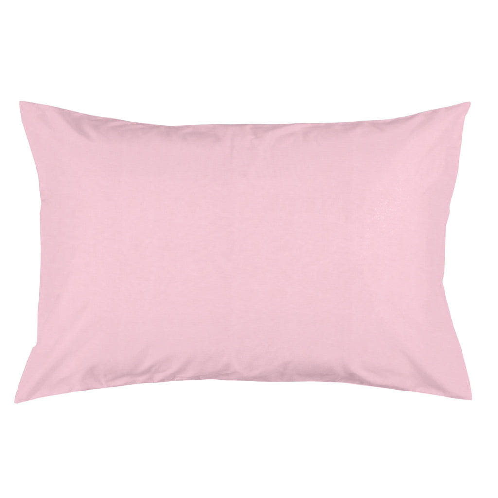 Product image for Solid Bubblegum Pink Pillow Case