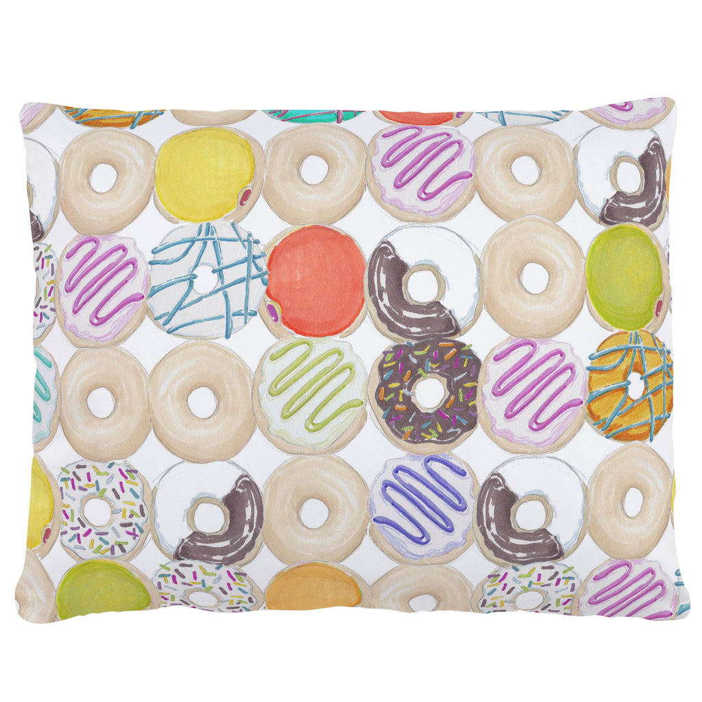 Product image for Donuts Accent Pillow