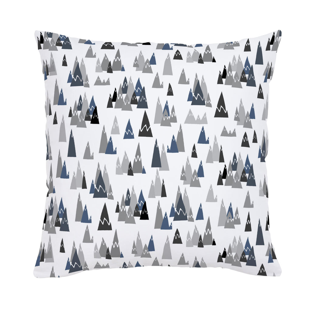 Product image for Blue Mountains Throw Pillow