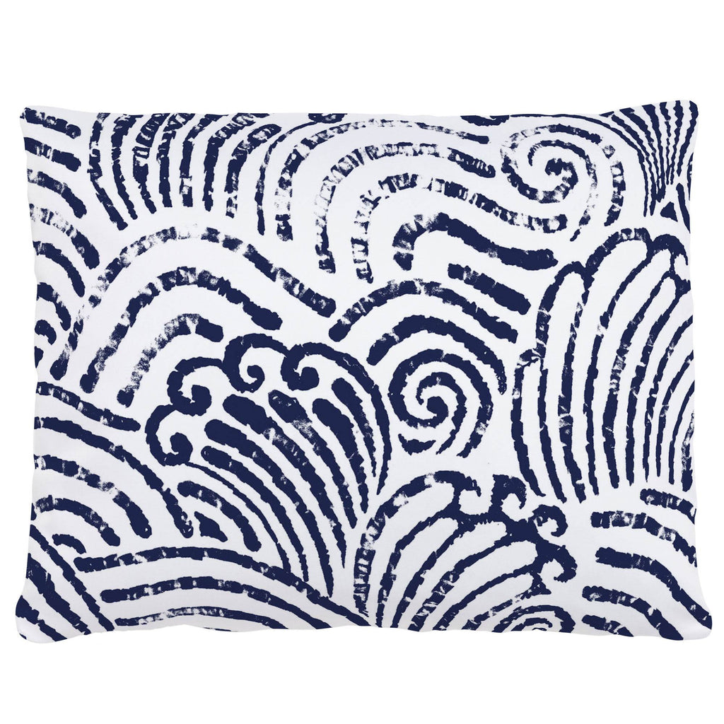 Product image for Navy Seas Accent Pillow
