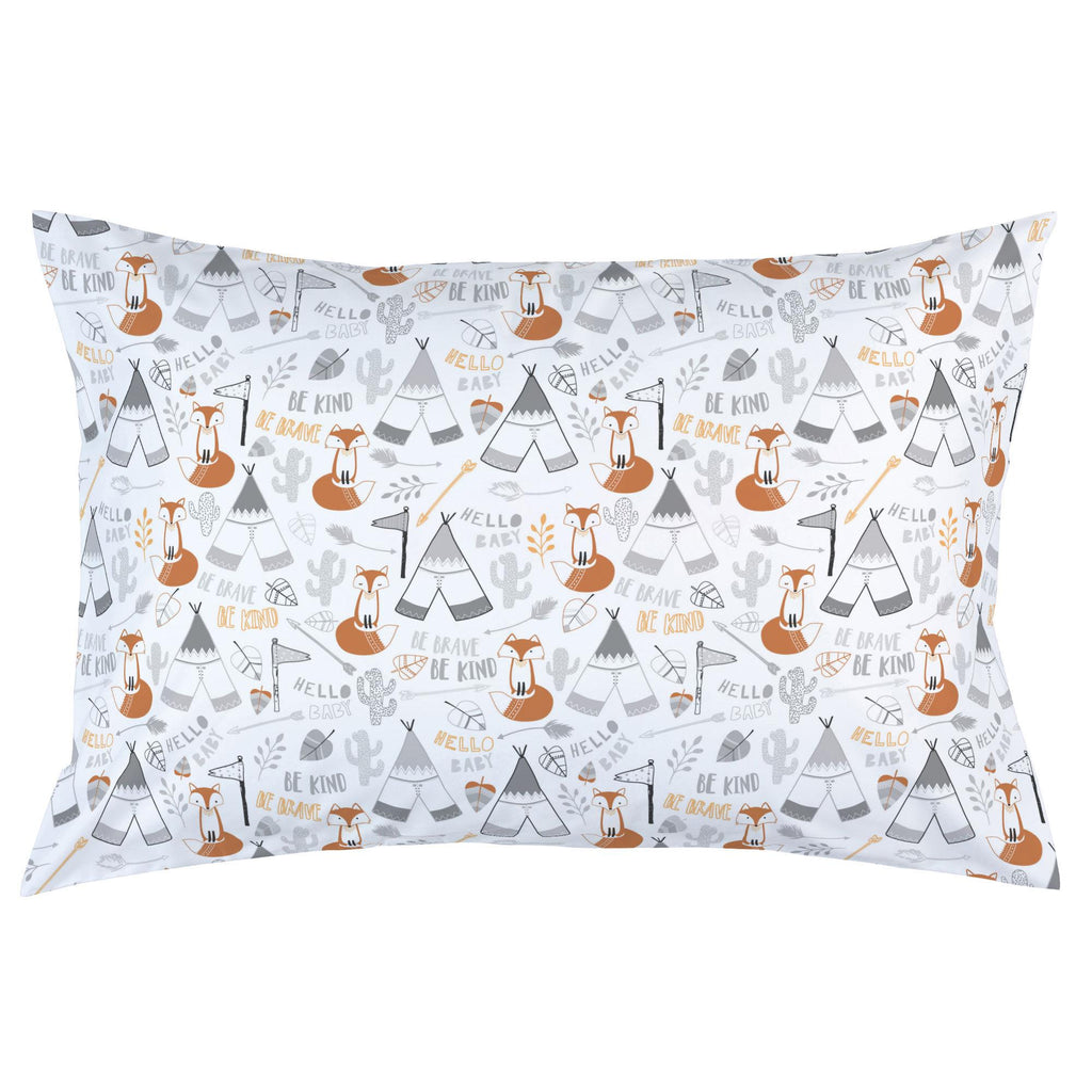 Product image for Brave Fox Pillow Case