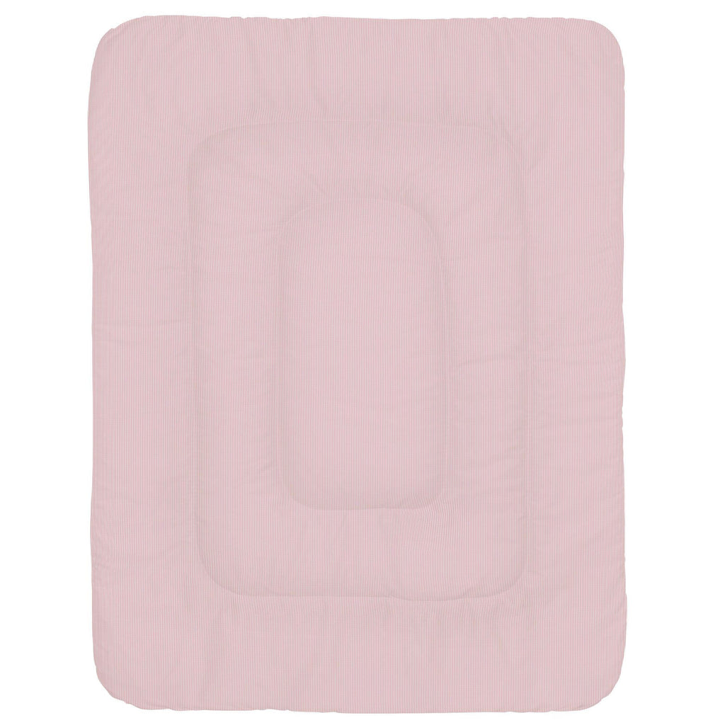 Product image for Pink Mini-Stripe Crib Comforter