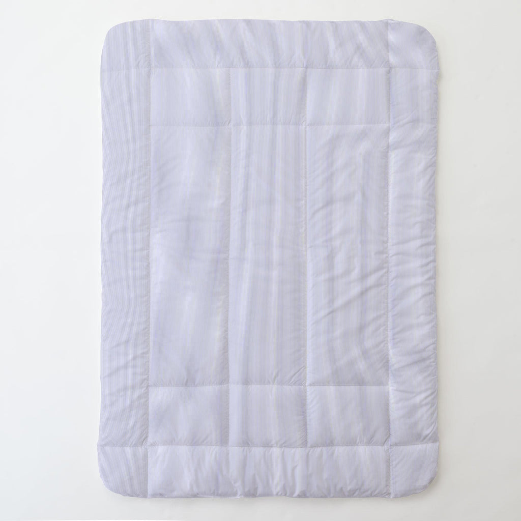Product image for Lilac Mini Stripe Toddler Comforter