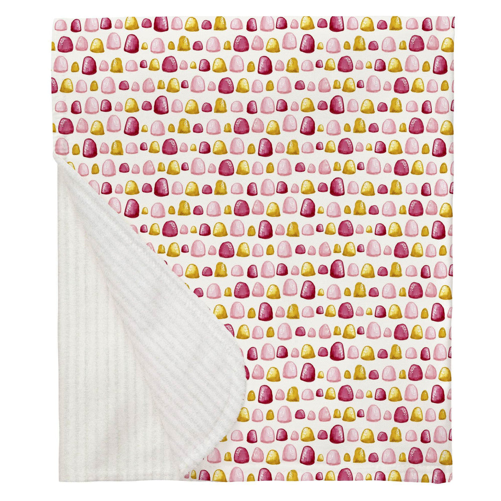 Product image for Painted Gumdrops Baby Blanket