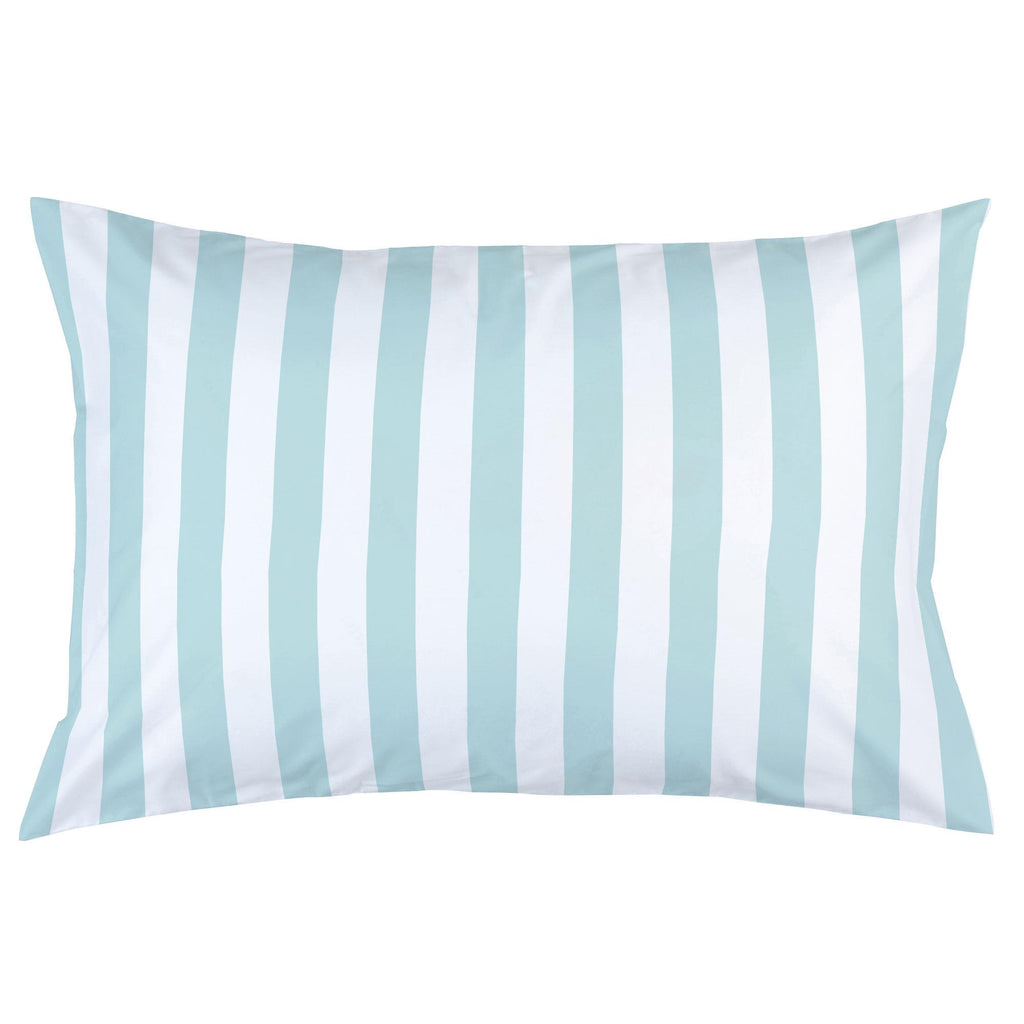 Product image for Mist Canopy Stripe Pillow Case