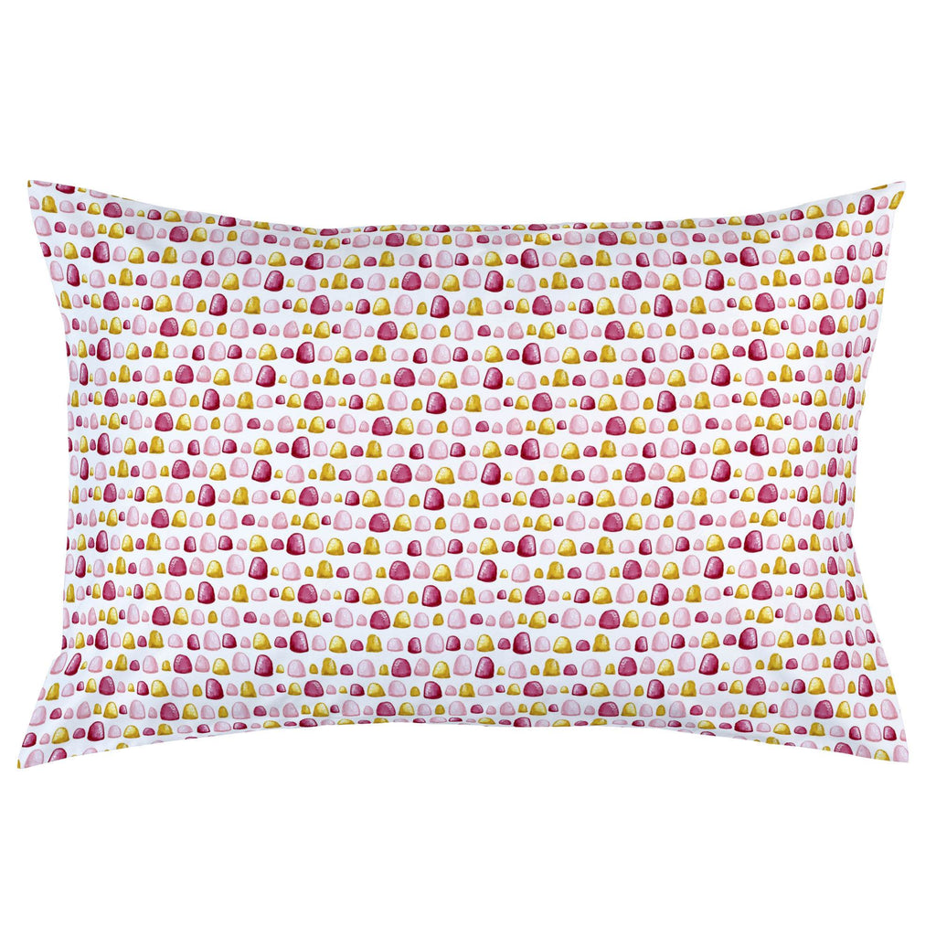 Product image for Painted Gumdrops Pillow Case
