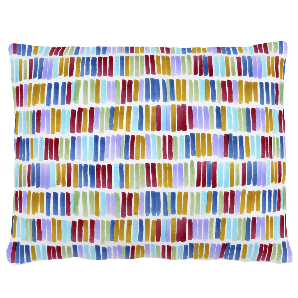 Product image for Colorful Bars Accent Pillow