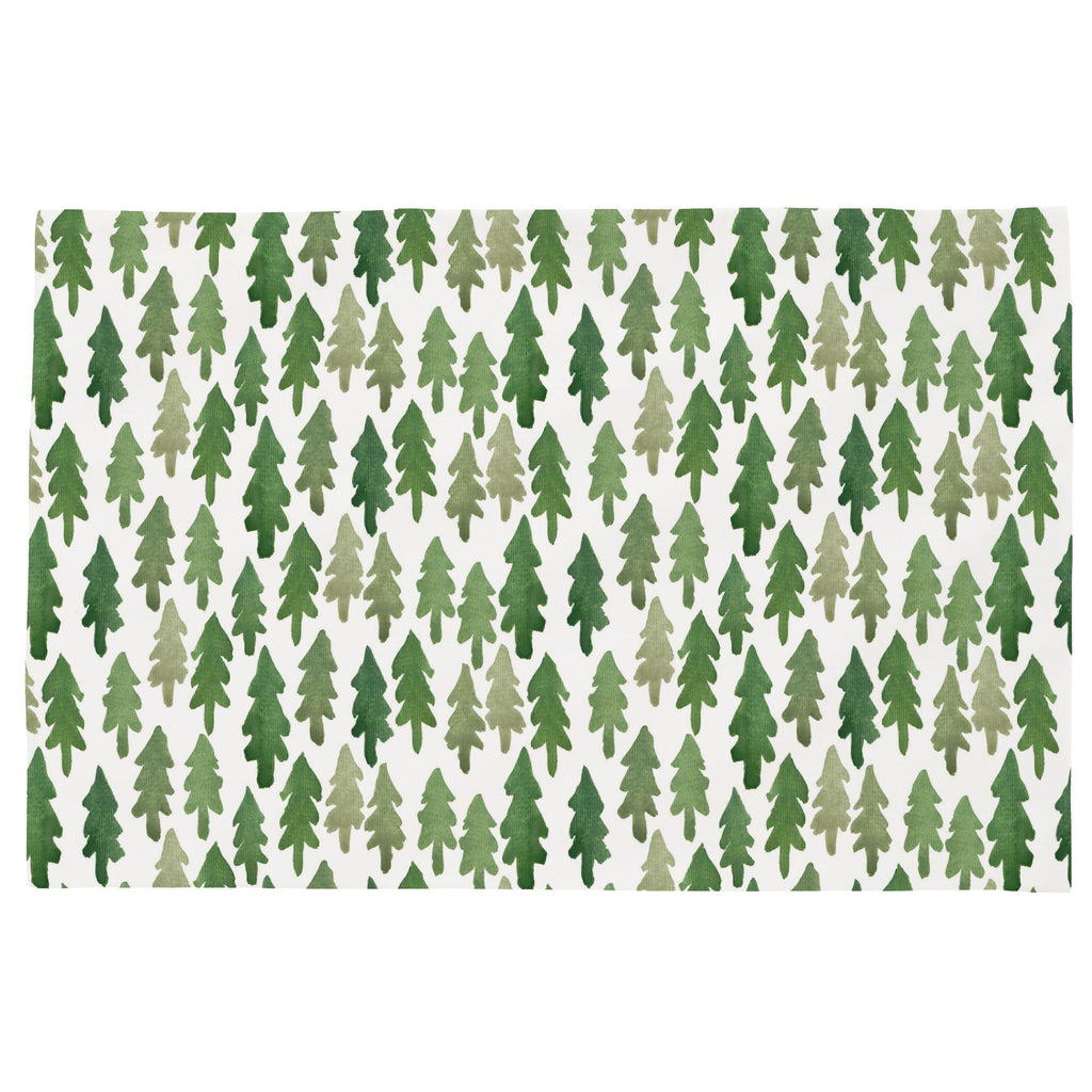 Product image for Evergreen Forest Toddler Pillow Case