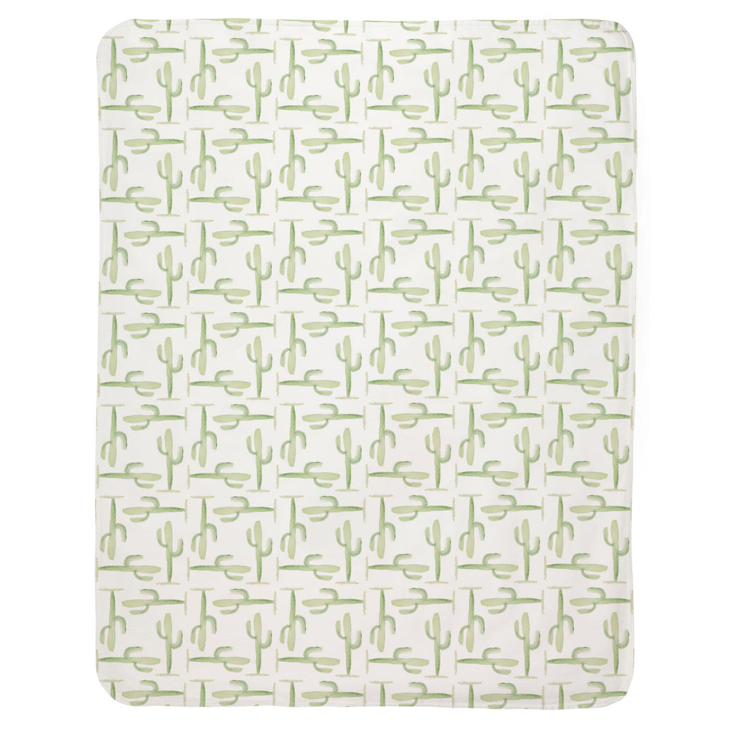 Product image for Arizona Cactus Baby Blanket