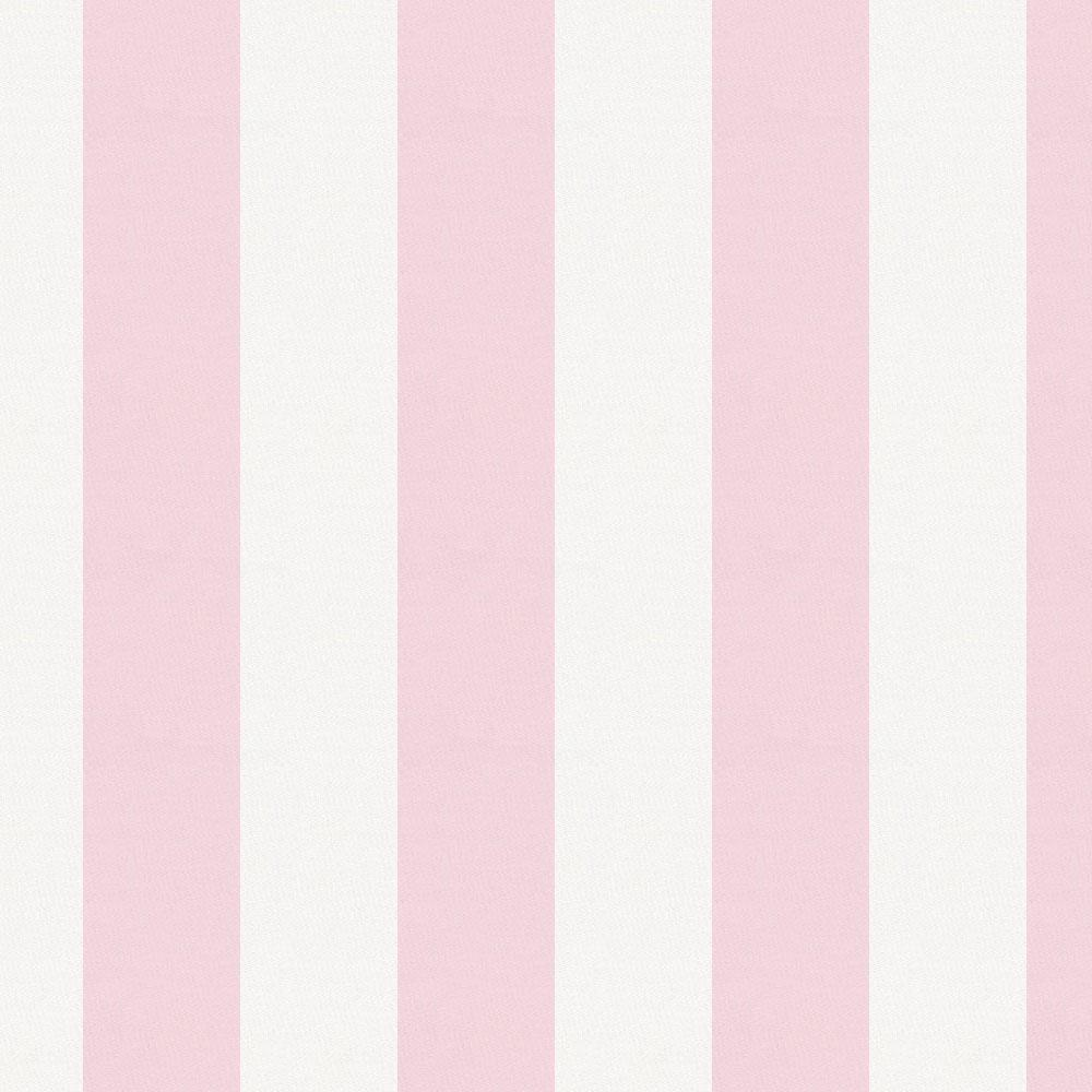 Product image for Pink Stripe Throw Pillow