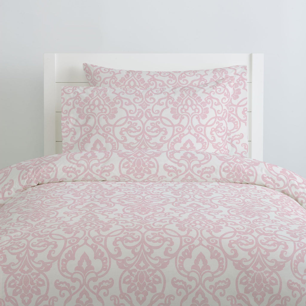 Product image for Pink Filigree Pillow Case
