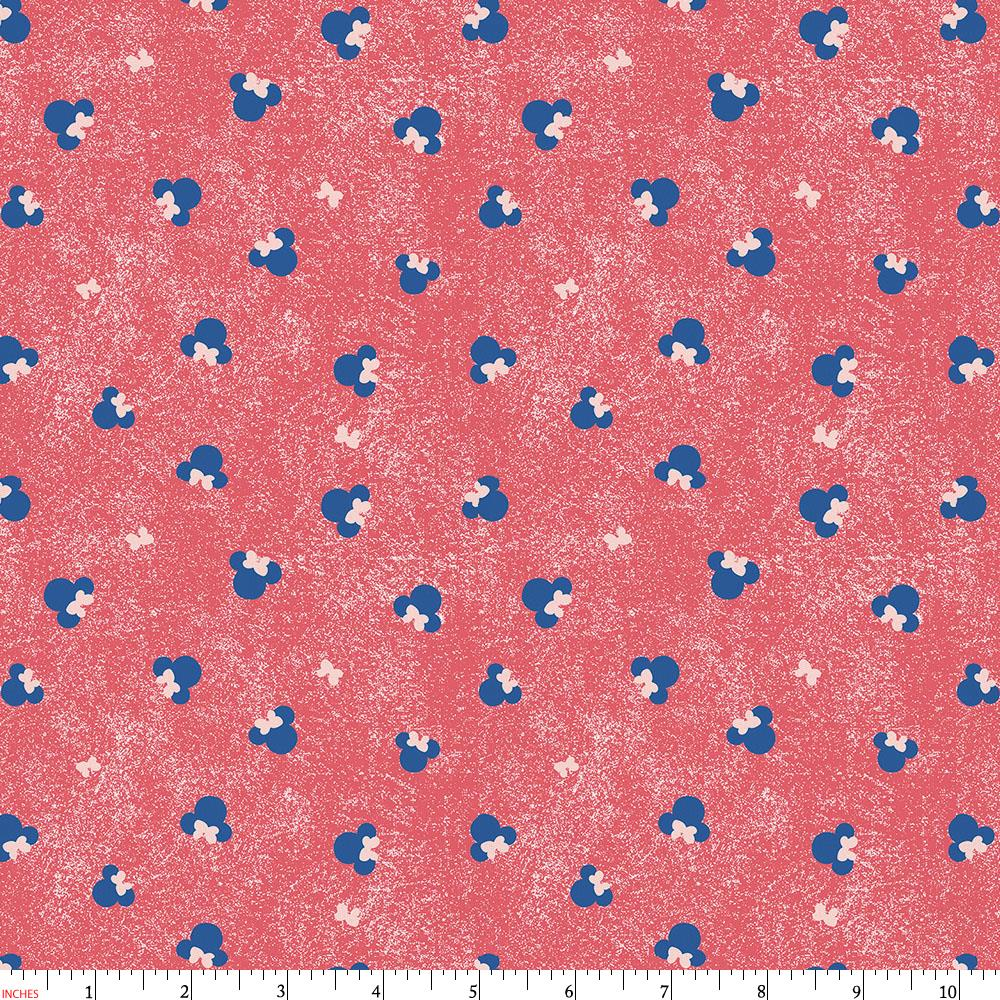 Product image for Disney© Small Town Minnie Ears Fabric