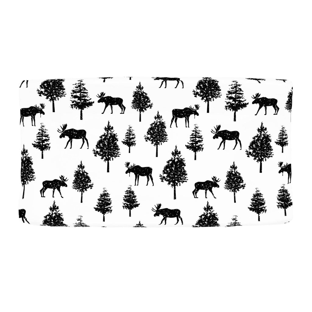 Product image for Onyx Moose Changing Pad Cover